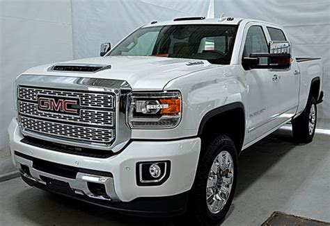 2019 Gmc Denali 1500 Hd by New 2019 Gmc 2500hd Denali Crew Cab Duramax Std
