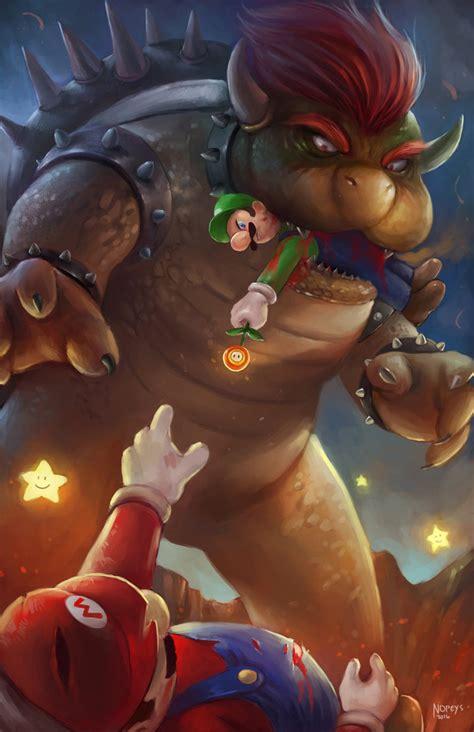 Super Mario By Nopeys On Deviantart