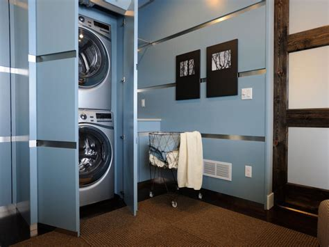 decor  storage tips  basement laundry rooms hgtv