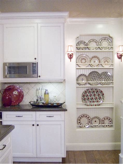 wooden plate rack wall mount ideas pictures remodel  decor