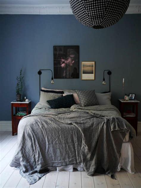 couleur chambres couleur chambre adulte idées déco avec nuances foncées