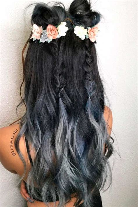 omber hair styles 21 silver ombre hair ideas for you hair 9415
