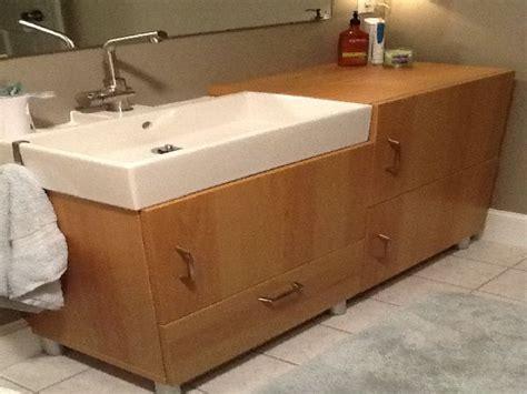 Ikea Sink Vanity by Ikea Dresser Bathroom Vanity Nazarm