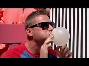 Bubble Gum Blowing Battle Dude Perfect - AgaClip - Make ...