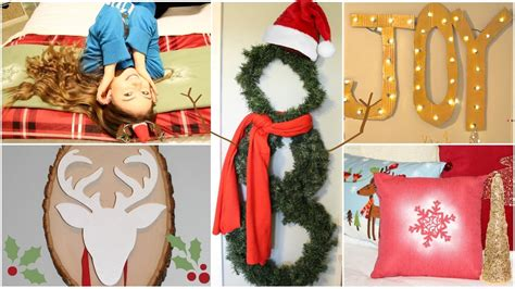 How To Make Decorations - 9 diy winter room decorations gift ideas