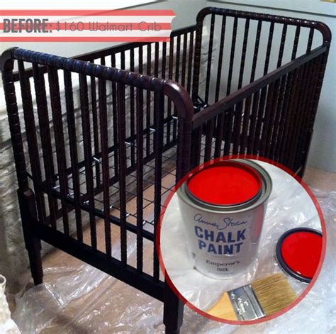 Baby Biting Crib Paint by Repainting Furniture With Low Voc Safe Paints Boys