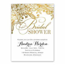 cheap bridal shower invitations ann39s bridal bargains With where to buy wedding shower invitations