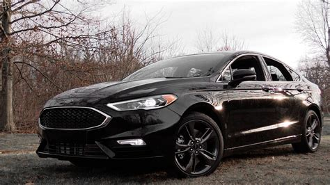 2017 Fusion Sport by 2017 Ford Fusion Sport Review