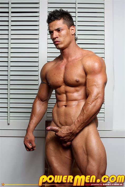 Handsome Muscle Hunk Jean Paul At Powermen Gay Tube Videos Gaydemon