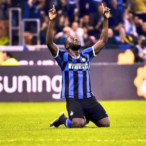 ✝️ from belgium to italy @inter #9 @belgianreddevils @rocnationsports enquiries: Romelu Lukaku has scored nine goals for Inter Milan in ...