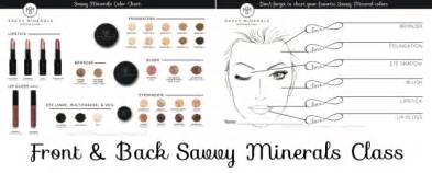 local makeup classes savvy minerals the posse