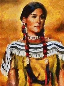 sacajawea - american indian woman who helped lead Lewis ...
