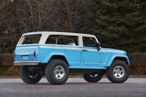 Jeep Safari Concept by 2015 Easter Jeep Safari Concept Roundup 187 Autoguide News