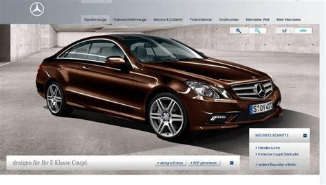mercedes colors designo colors the deutschland mercedes webiste