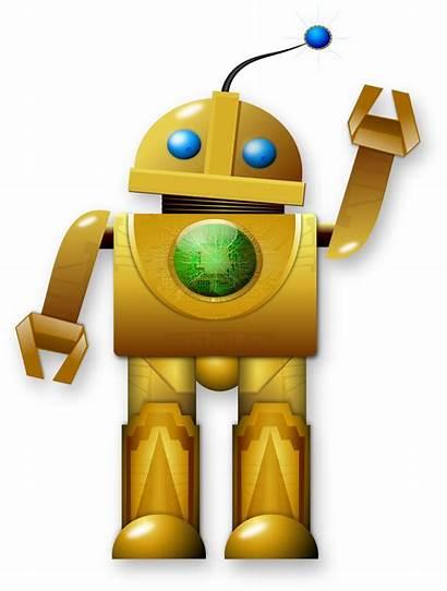 Robot Friendly Clipart Remix Openclipart Clip Svg