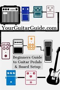 Beginners Guide To Guitar Pedals  U0026 Board Setup All
