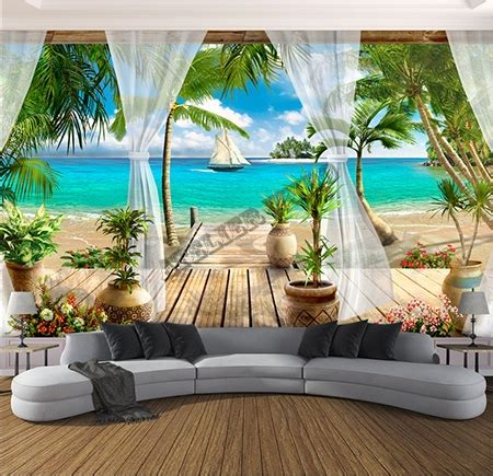 Poster Tapisserie Mural by Beautiful Poster Mural Trompe L Oeil Zen Wall Murals You