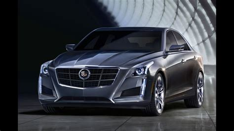 cars  cadillac cts   review  road test
