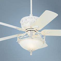 casa deville candelabra ceiling fan with remote 44 quot casa deville antique white ceiling fan with light