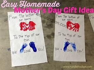 Easy, Homemade Mother's Day Gift Idea | Natalie Hodson