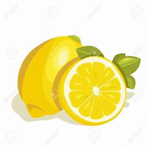 Vintage Lemon Clipart