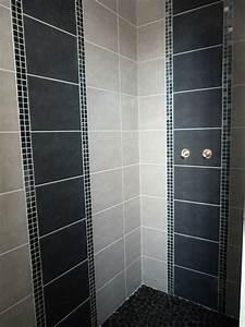 Carrelage De Douche : carrelage termin dans la salle de bain 2 notre maison ~ Edinachiropracticcenter.com Idées de Décoration