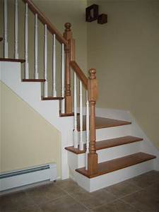 1000 ideas about escalier bois on pinterest stair for Rampe escalier bois interieur