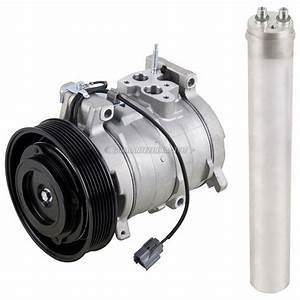 For Honda Accord 2003 2004 2005 2006 2007 Ac Compressor W   A  C Drier