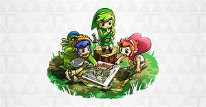 Tri View The Legend Of Zelda Tri Force Heroes Hyrule