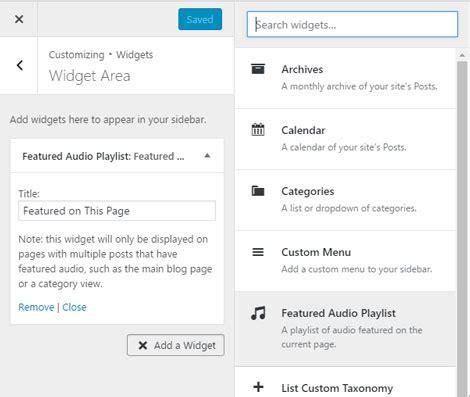 featured audio wordpress plugin wp solver