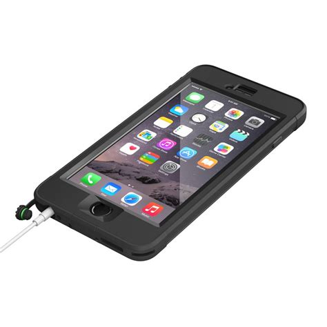 lifeproof for iphone 6 lifeproof nu 252 d iphone 6 plus black iphone cases nl