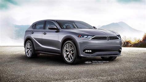 Dodge 2019 : Stelvio-based Dodge Journey Rendered Based On Insider