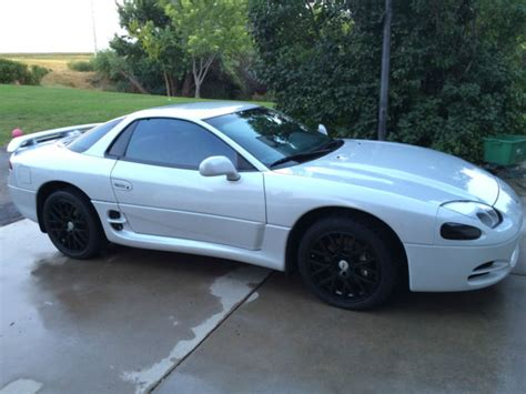 1994 Mitsubishi 3000gt Vr4 by 1994 3000gt Vr4 White Like New Low For Sale
