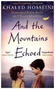 And The Mountains Echoed Buch Bei Weltbildde Online Bestellen