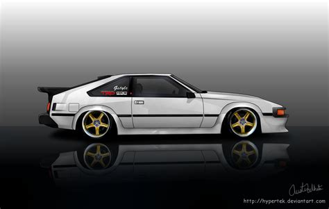toyota celica supra tuned by hypertek on deviantart