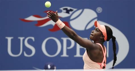stephens wins grand slam title after beating in all american us open daily sabah