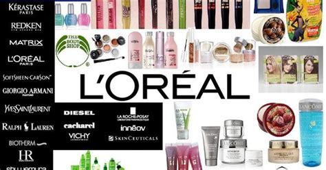 boycott loreal    companies owned  loreal