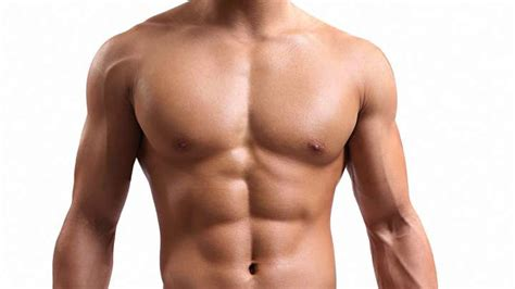 Researchers Tested Which Male Body Shapes Women Find The