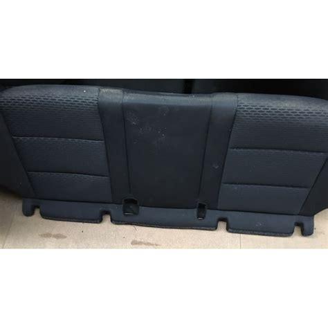 Siege Golf 5 - intérieur tissu 2 sièges banquette arrière pour vw golf