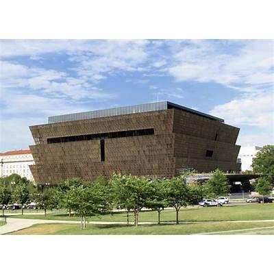 Gallery: David Adjaye's National Museum of African