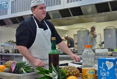 cours de cuisine nazaire nazaire des apprentis créent une entreprise de