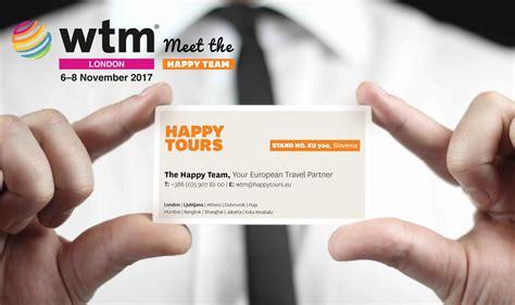 Meet Happy Tours Team At Wtm