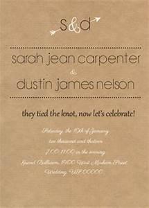1000 ideas about reception invitations on pinterest With wedding invitation wording civil ceremony reception same venue