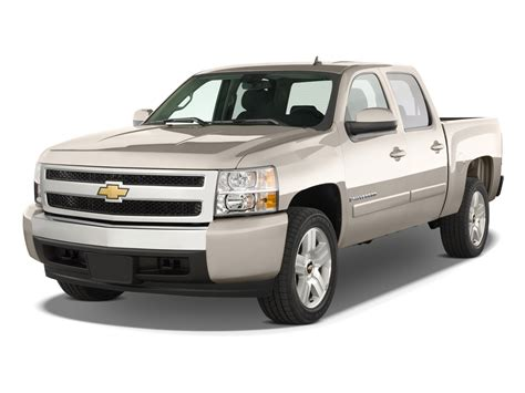 2009 Chevrolet Silverado Reviews And Rating  Motor Trend
