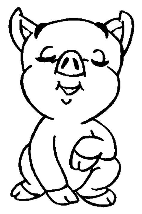 jeux de vrai cuisine coloriage cochons cochons 4 à colorier allofamille