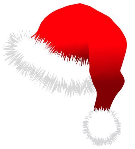 transparent santa hat clipart clipart  clipart
