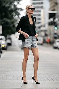AN EDGY BLACK BLAZER OUTFIT | Fashion Jackson