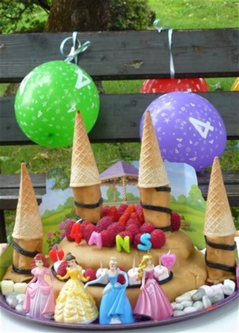 gateau d anniversaire herve cuisine gâteau d anniversaire château de princesse et