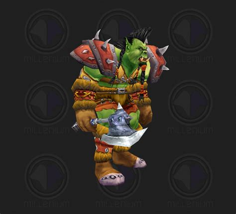 si鑒e d orgrimmar guides transmogrification grunt d 39 orgrimmar of warcraft