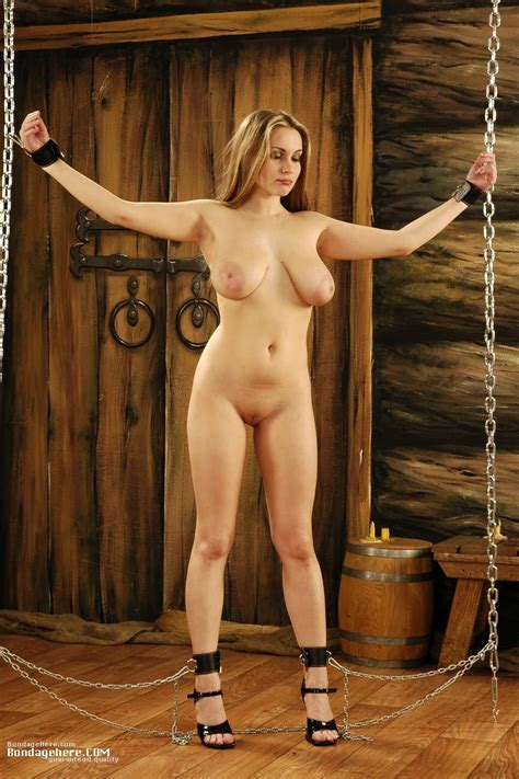Tied To Pole Naked Image 4 Fap
